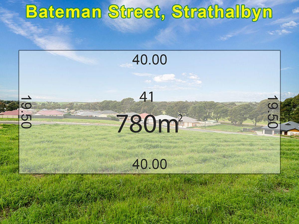 Lot 41 Bateman Street, Strathalbyn SA 5255, Image 0