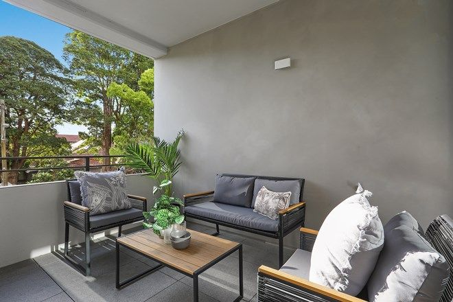 Picture of 205/178 Livingstone Road, MARRICKVILLE NSW 2204