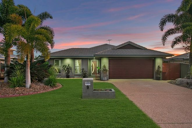 Picture of 9 Jamie Crescent, GRACEMERE QLD 4702