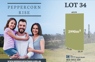 Picture of Lot 34 Peppercorn Way, Nicholson VIC 3882