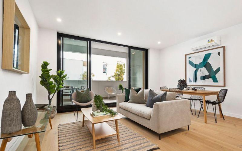 2 bedrooms Apartment / Unit / Flat in 203/19 High Street GLEN IRIS VIC, 3146