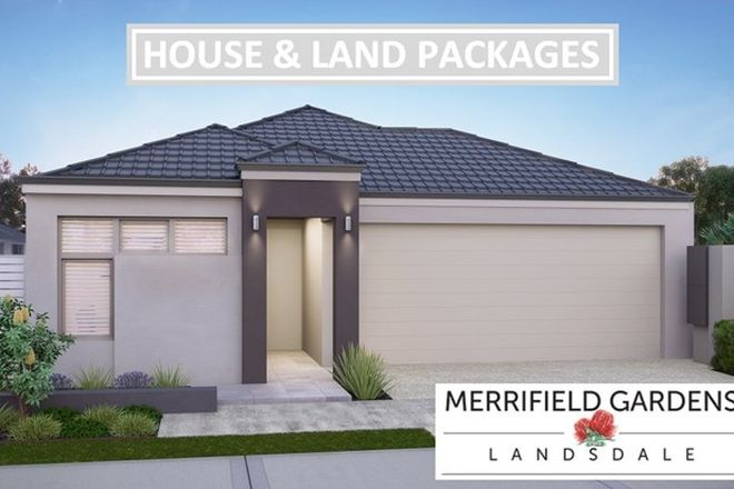 Picture of 113 (Lot 147) Alhambra Parkway, LANDSDALE WA 6065