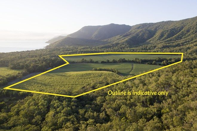 Picture of Lot 10 Captain Cook Highway, OAK BEACH QLD 4877