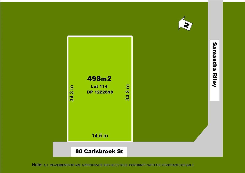 Lot 114 Carisbrook Street, Kellyville NSW 2155, Image 0