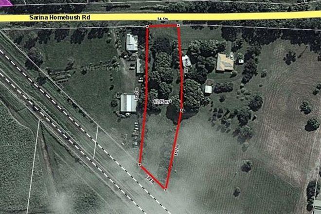 Picture of 99 Sarina Homebush Road, SARINA QLD 4737