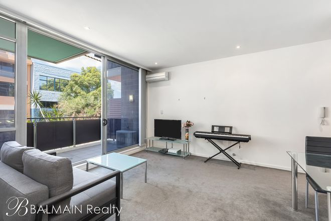 Picture of Level 2, 211/43 Terry Street, ROZELLE NSW 2039