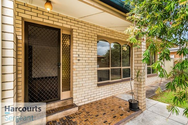 Picture of 6/8 Clapton Road, MARRYATVILLE SA 5068