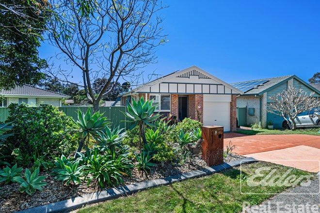 Picture of 3 BIRCHGROVE DRIVE, WALLSEND NSW 2287
