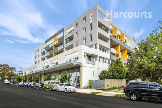 Picture of 5/31-35 Chamberlain Street, CAMPBELLTOWN NSW 2560