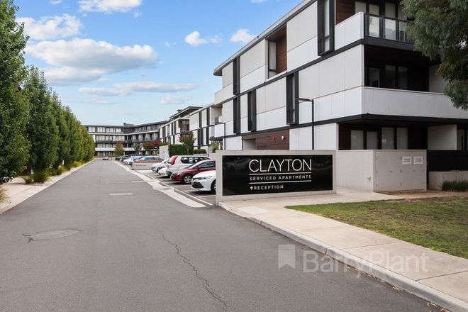 Picture of 208/4 Clarkson Court, CLAYTON VIC 3168