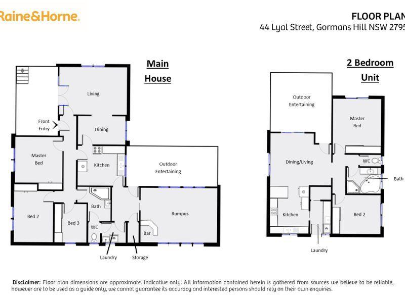 44 Lyal Street, Gormans Hill NSW 2795, Image 0