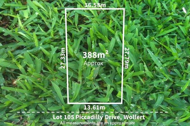 Picture of Lot 105 Piccadilly Drive, WOLLERT VIC 3750