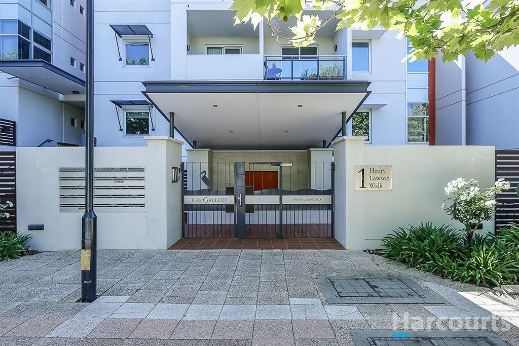17/1 Henry Lawson Walk, East Perth WA 6004, Image 0