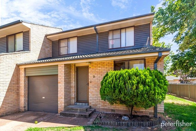 Picture of 9/222 Dalton Street, ORANGE NSW 2800