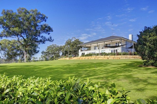 Picture of 15 Moss Ridge  Road, SACKVILLE NORTH NSW 2756