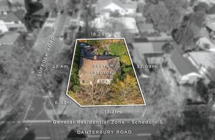 Picture of 332 Canterbury Road, Surrey Hills VIC 3127