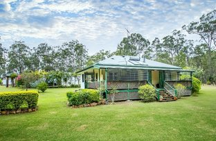 Picture of 345 Cossart Road, Rathdowney QLD 4287