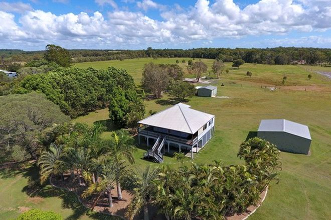 Picture of 135 Woodgate Road, GOODWOOD QLD 4660