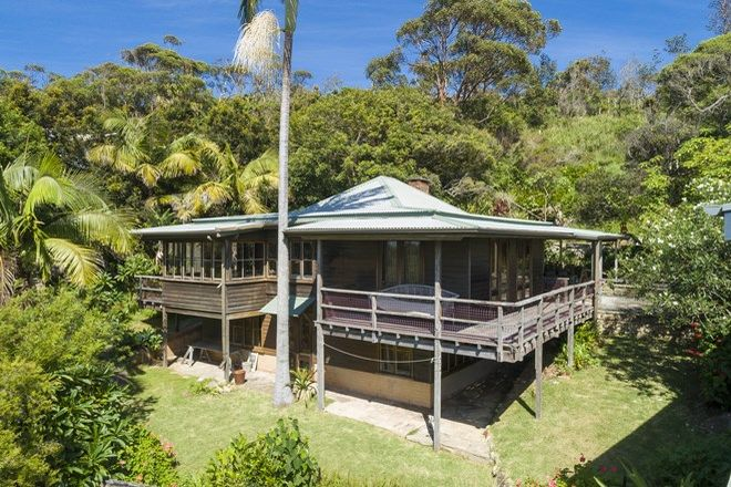 Picture of 170 Whale Beach Road, WHALE BEACH NSW 2107