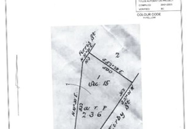 Picture of Lot 1 Kirby Street, THOONA VIC 3726