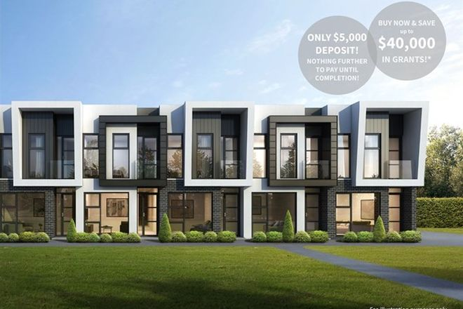 Picture of 1, 2 & 3/30 Harley Place, FINDON SA 5023