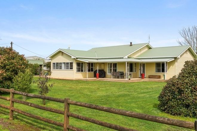 Picture of 101 Jancourt Forest Road, CARPENDEIT VIC 3260