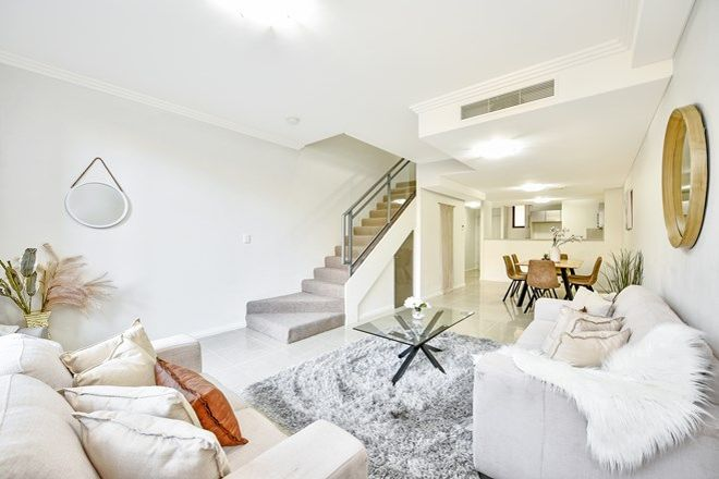 Picture of E206/27-29 George  Street, NORTH STRATHFIELD NSW 2137