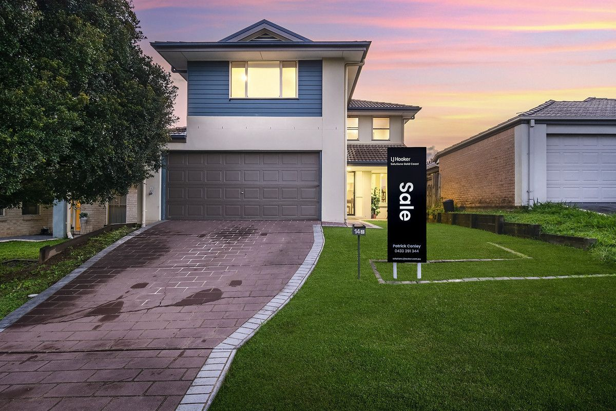 14 Silver Gull Street, Coomera QLD 4209, Image 0