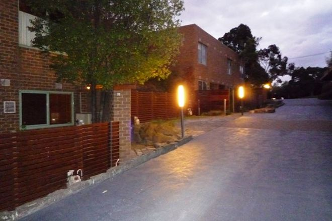 Picture of 9/79 Earl Street, KEW VIC 3101