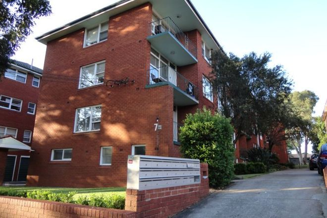 Picture of 1/7 Everton Road, STRATHFIELD NSW 2135