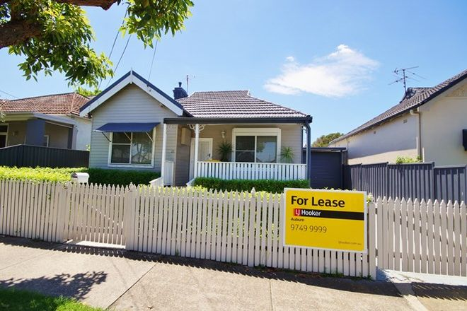 Picture of 22 Cumberland Rd, AUBURN NSW 2144