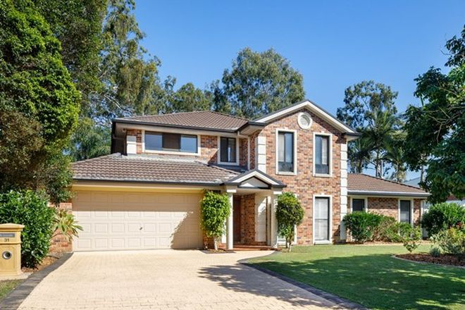 Picture of 31 Brompton Place, BROOKFIELD QLD 4069