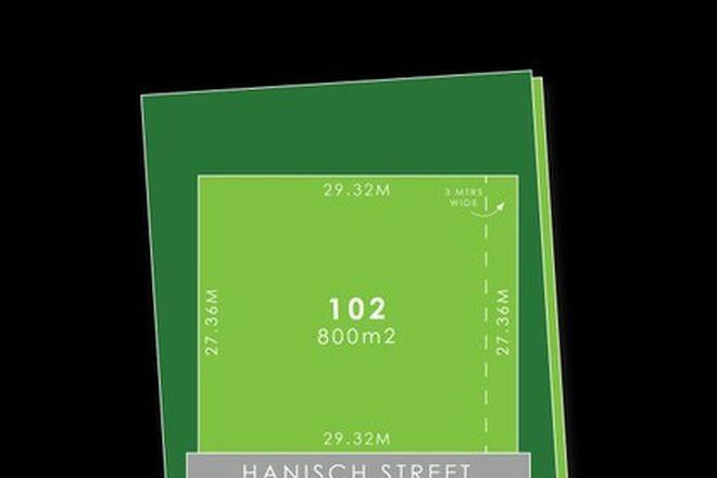 Picture of Lot 102 Hanisch Street, FREELING SA 5372