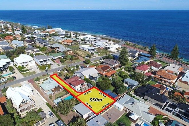 Picture of 15a Ada Street, WATERMANS BAY WA 6020