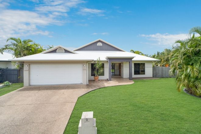 Picture of 2 Greentree Circuit, BUSHLAND BEACH QLD 4818