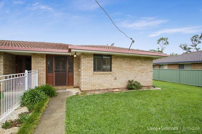 Picture of 1/18 Barry  Street, ARMIDALE NSW 2350