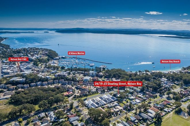 Picture of 24/19-23 Dowling Street, NELSON BAY NSW 2315