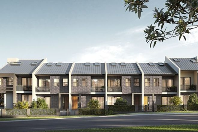 Picture of Townhouses 2 Wyralla Avenue, EPPING NSW 2121
