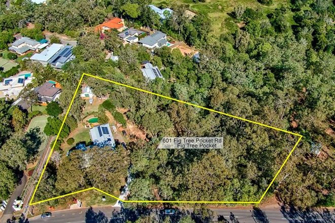 Picture of 601 Fig Tree Pocket Road, FIG TREE POCKET QLD 4069