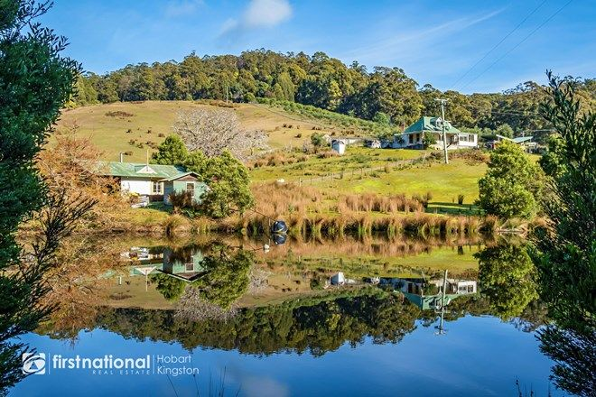 Picture of 120 McPhersons Road, ADVENTURE BAY TAS 7150