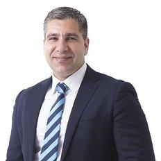 Andrew Chrysanthou, Sales representative