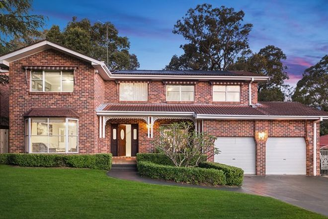 Picture of 61 Telfer Road, CASTLE HILL NSW 2154