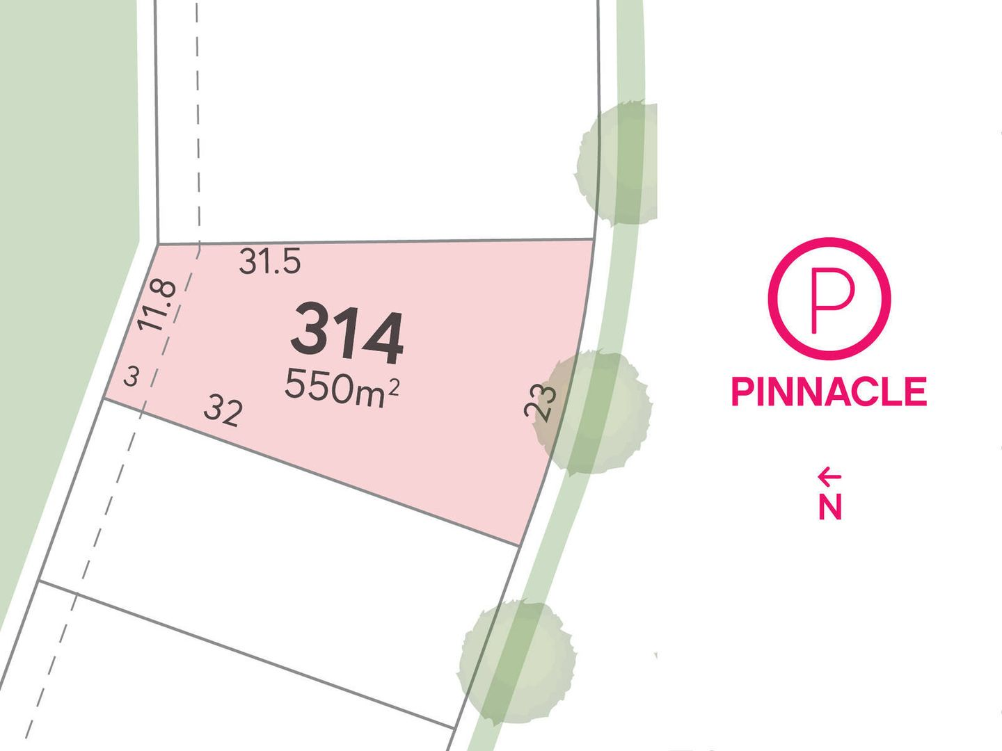 Pinnacle/Lot 314 Pontiac Drive, Smythes Creek VIC 3351, Image 0
