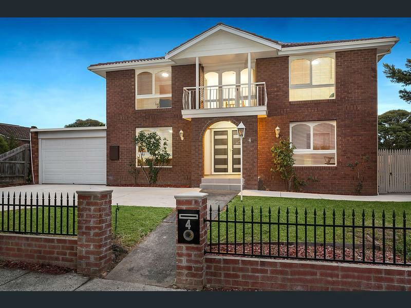 4 Mowbray Drive, Wantirna South VIC 3152, Image 0
