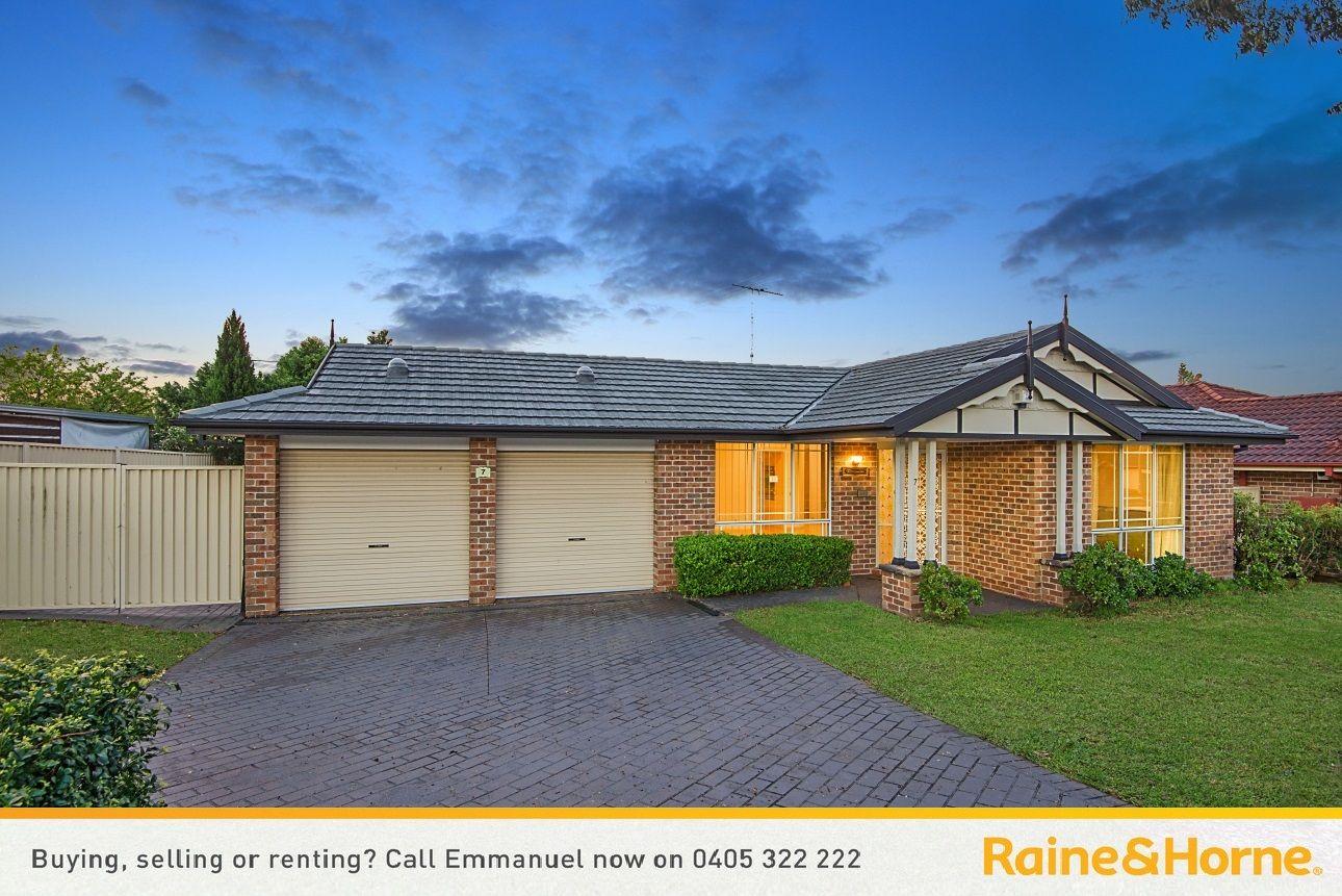 7 Sorrento Drive, Glenwood NSW 2768, Image 0