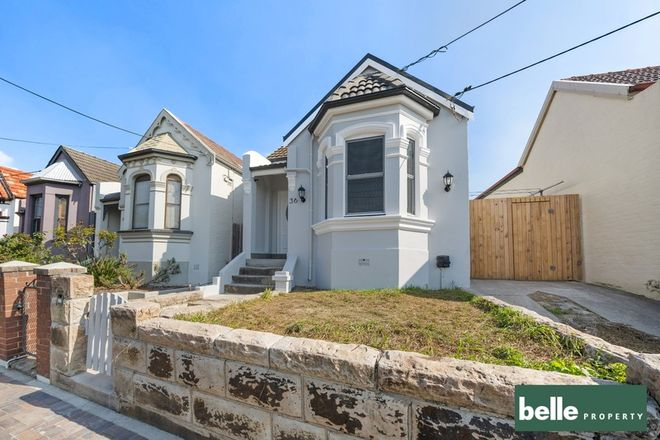 Picture of 36 Anderton Street, MARRICKVILLE NSW 2204