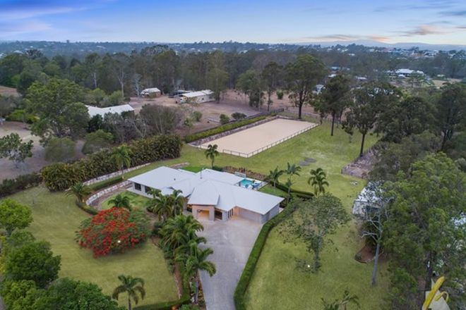 Picture of 280 Sugars Road, ANSTEAD QLD 4070