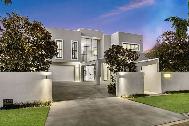 Picture of 15 Marram Court, RABY BAY QLD 4163