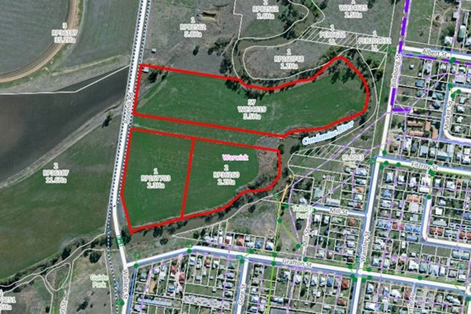 Picture of Lot 1, 2 & 57 Rosehill Road, WARWICK QLD 4370