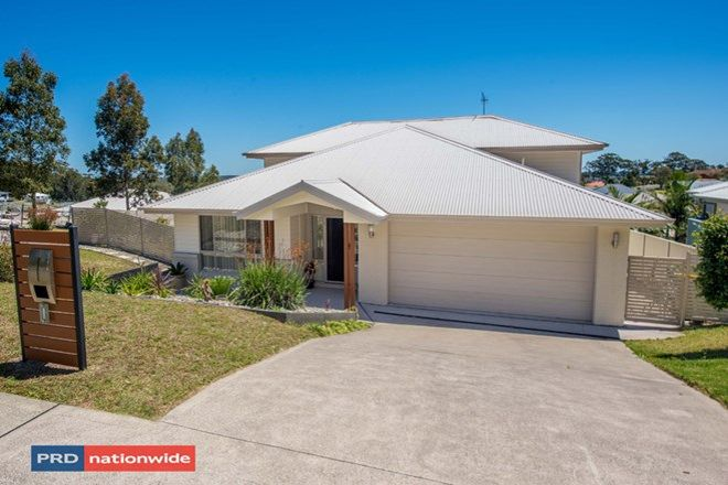 Picture of 1 Mooring Avenue, CORLETTE NSW 2315